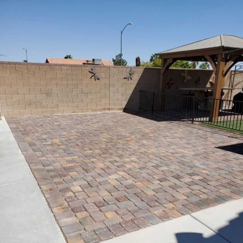 Landscaping Pavers LV