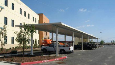 LV Covered Parking Builder